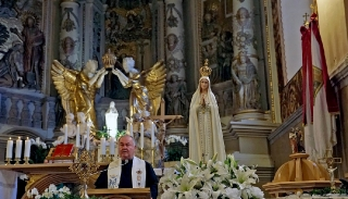 Figura Matki Bożej Fatimskiej