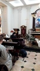 Kolędowanie u Arcybiskupa