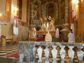 Niepokalane Poczęcie Najświętszej Maryi Panny 2014