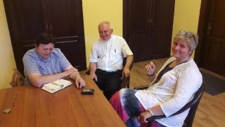 Spotkanie z dziewicą konsekrowaną Anną Hecold z Kanady