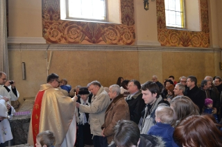 Święto Świętej Rodziny 2013