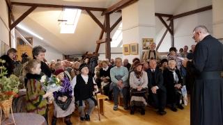 Wystawa naszych parafianek